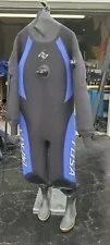 Neoprene Diving Drysuit