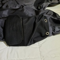 Diving Drysuit Pocket
