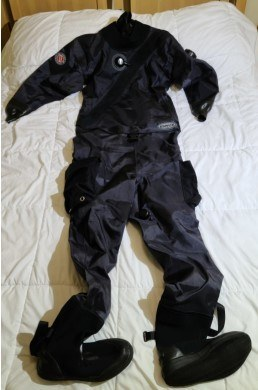 Trilaminate Diving Drysuit