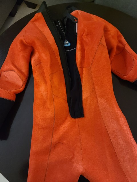 SCUBA Wetsuit With Liner